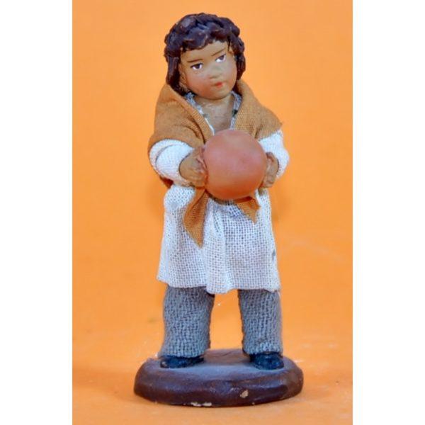 Fanciullo con palla